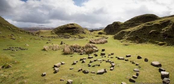 Schottland – Isle of Skye Fairy Glen