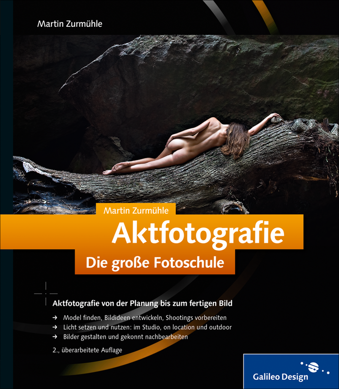 Aktfotografie Die große Fotoschule - Buchrezension