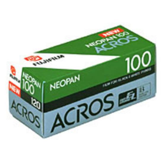 Fujifilm Acros Rollfime 120