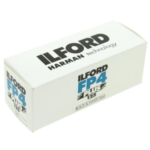 lford FP4 Plus 120 Schwarz-/Weiß Negativ-Film