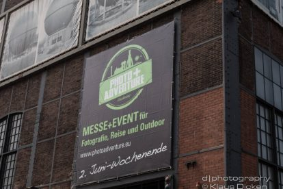 Photo und Adventure Messe im Landschaftspark Nord Duisburg