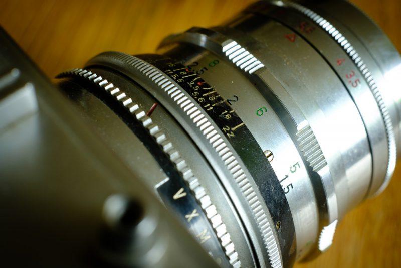 Entschleunigte analoge Fotografie