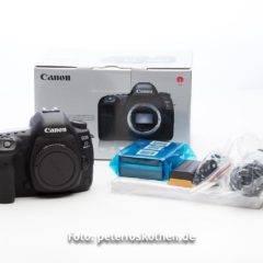 Verkaufe gebrauchte Canon EOS 5D Mark IV