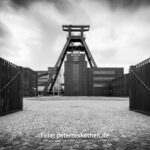 Fotografieren auf Zeche Zollverein - Tipp Foto Location *fotowissen.eu
