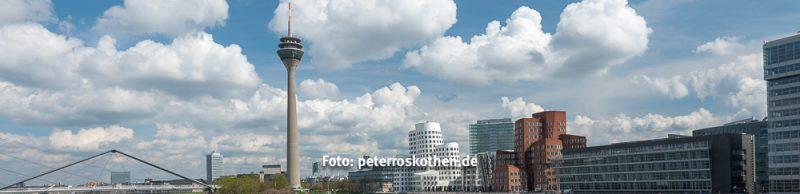 Fotoexkursion Düsseldorf Medienhafen
