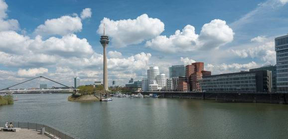 Fotoworkshop Medienhafen Düsseldorf