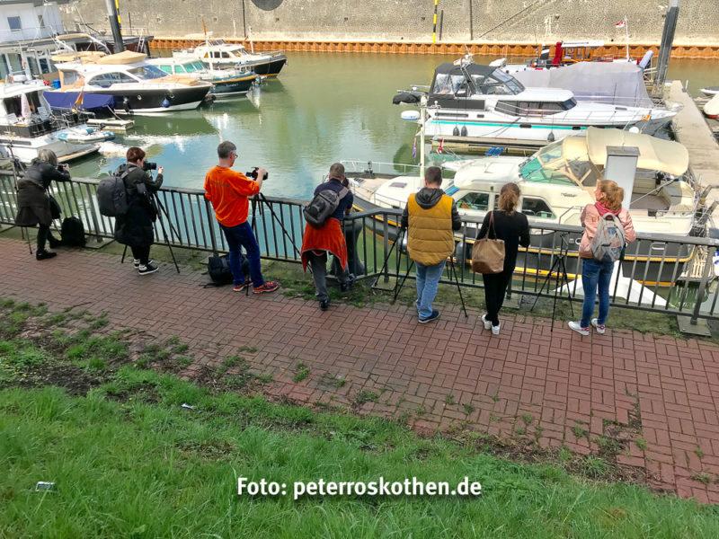 Fotoworkshop Medienhafen Düsseldorf mit Peter Roskothen