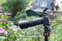 Makro Zwischenring MCEX-45G mit GF120mm - Mindestabstand ca 39cm