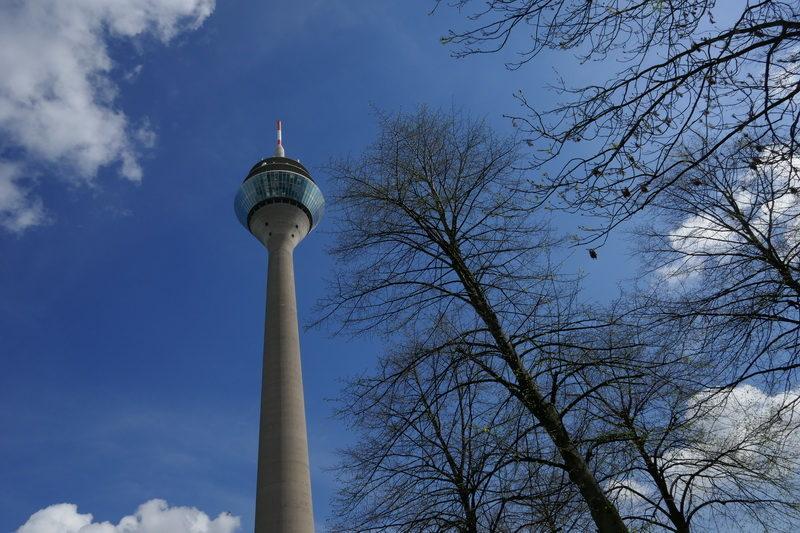 Maurizios Bild der Fotoexkursion Düsseldorfer Medienhafen
