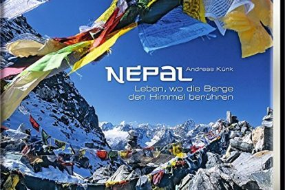 Nepal - Andreas Künk - Buchrezension