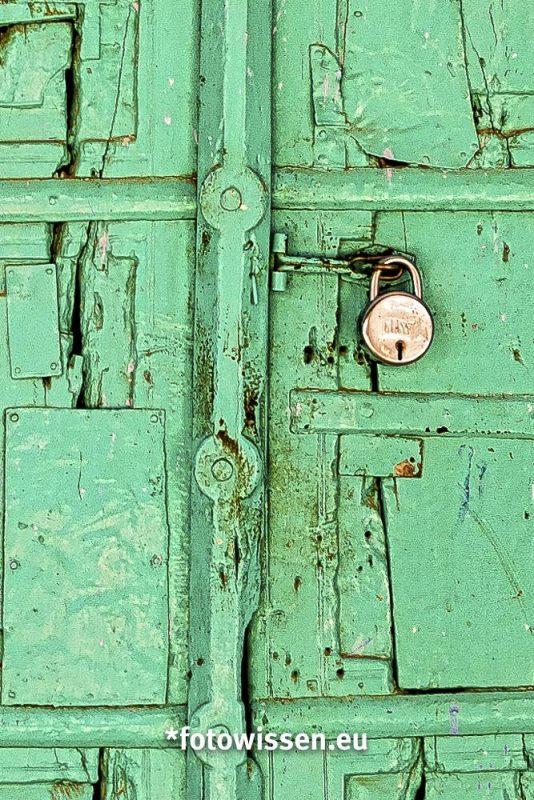 Bessere Urlaubsbilder - Themenfotografie Türen / Tore