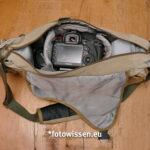 Die beste Fototasche für kleines Gepäck