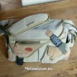 Beste Fototasche für kleines Gepäck