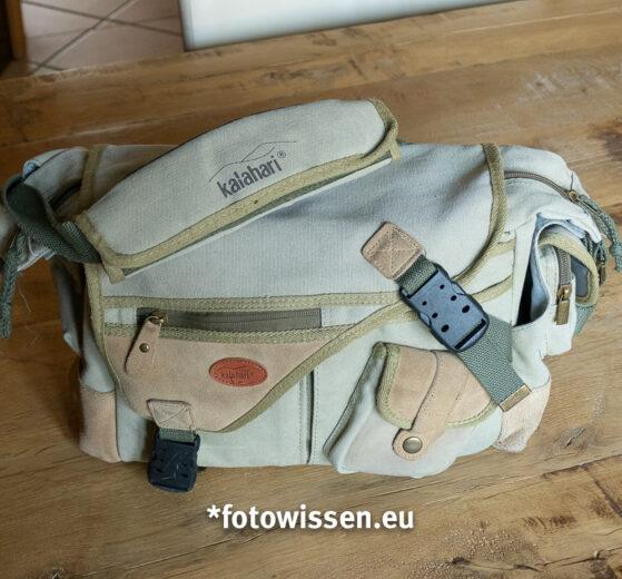 Kalahari Fototasche für Fotografen