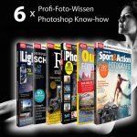 6 x Profi-Foto-Wissen – das Spezial für alle *fotowissen Leser