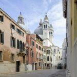 Venedig mit Shift-Objektiv und Tilt-Effekt