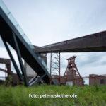Tilt-Effekt auf Zeche Zollverein