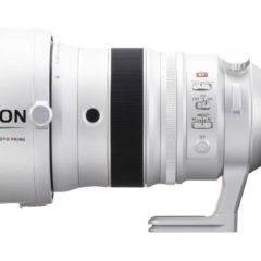 2 neue Fujifilm X-Objektive – XF8-16MM F2.8 – XF200MM F2