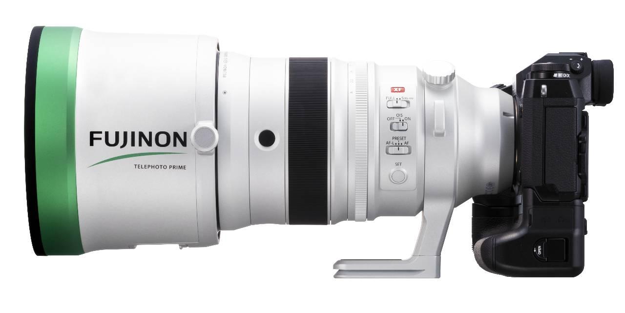 2 neue Fujifilm X-Objektive - XF8-16MM F2.8 - XF200MM F2