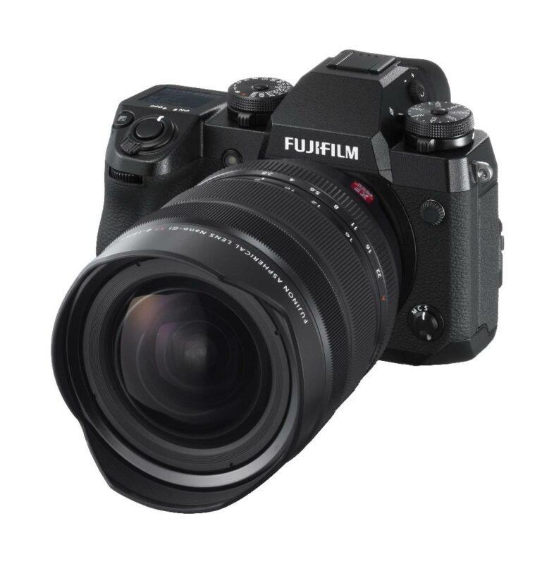 Fujifilm X-H1 mit XF8-16MM F2.8