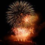 Abschlußfeuerwerk vom Rhein in Flammen '18 – Bild der Woche