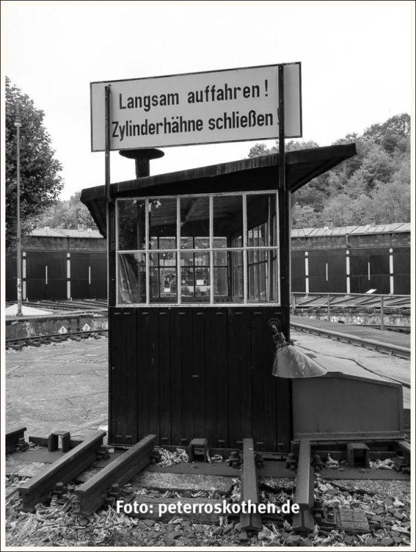 Eisenbahn Museum Bochum