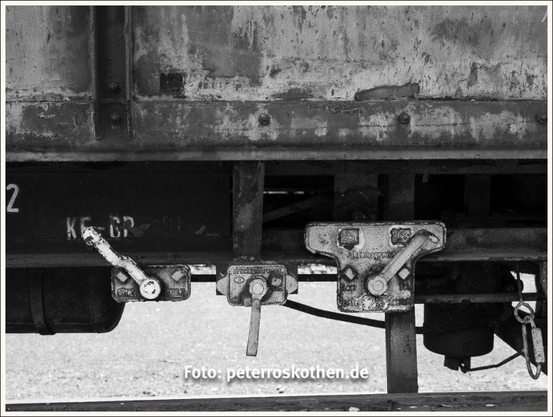 Eisenbahn Wagon