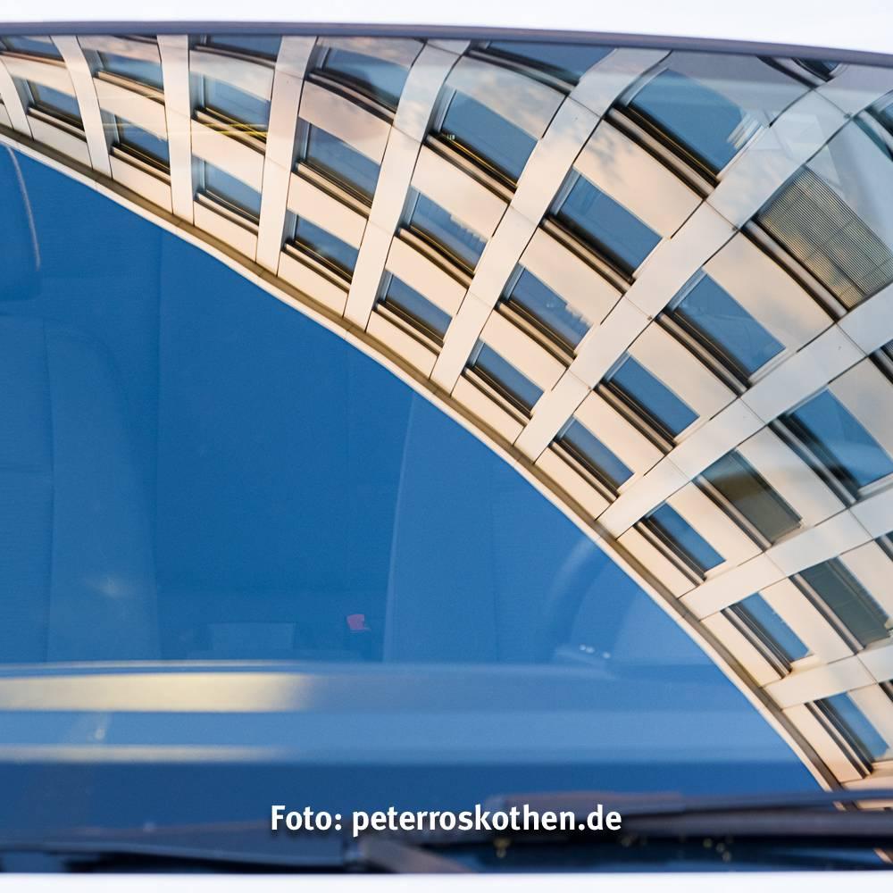 Strassenfotografie Farbfoto quadratisch fotografiert