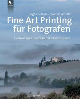 Fine Art Printing für Fotografen - Buchrezension