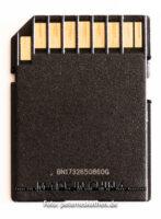 SD-Speicherkarte SDXC UHS-I