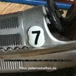 Rauschen im Foto bei verschiedenen ISO, Vergleich mit dem iPhone fotografiert