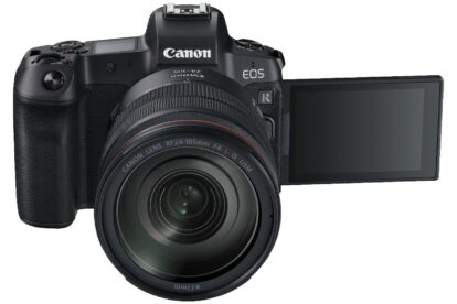 Canon EOS R mit RF 24-105mm