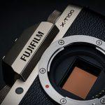 Fujifilm XT100 Sensor