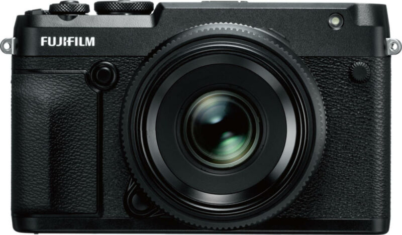 FUJIFILM GFX 50R Mittelformat-Sucherkamera