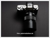 Test Fujifilm X-T3