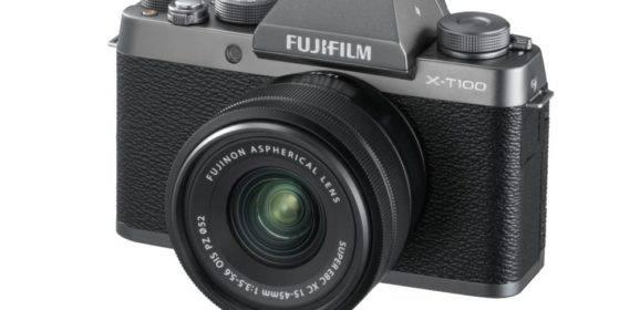 Fujifilm X-T100 – Preiswerte Einsteigerkamera mit System