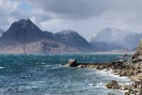Schottland im Winter