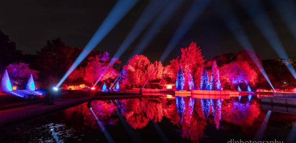 Enchanted Gardens 2018 in Arcen