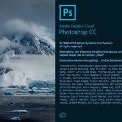 Lightroom Update für X-T3, EOS R und Z7 – Photoshop Update