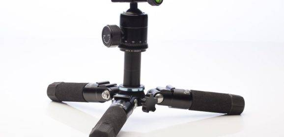 Rollei Mini Stativ M-1 – Produktfotos und Makrofotos