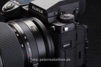 Test GFX 50S Mittelformat Kamera und Objektive