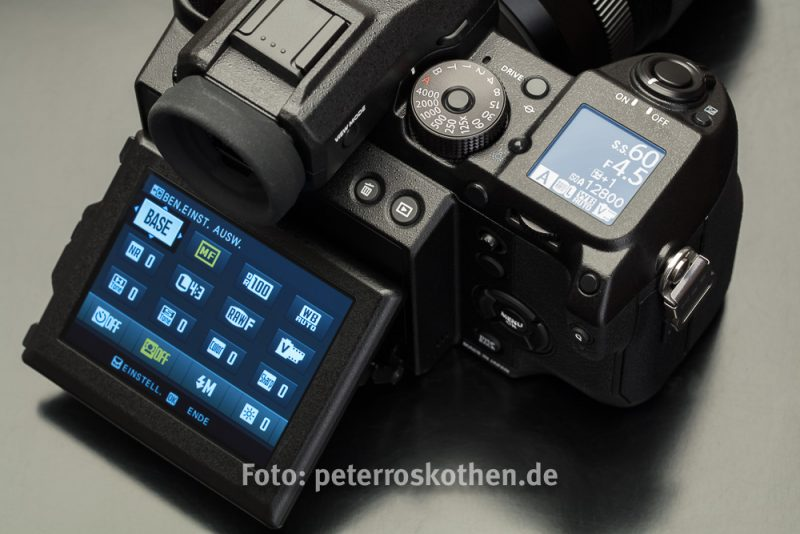 Testbericht Fujifilm GFX 50S