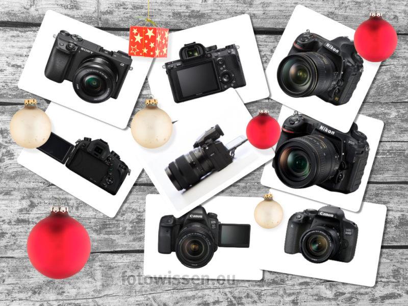 Die besten Kameras zu Weihnachten 2018 - die besten Digitalkameras