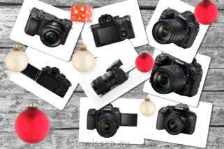 Kameras Weihnachten 2019 - Besten Digitalkameras zum Fest