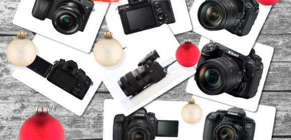 Kameras Weihnachten 2019 – Besten Digitalkameras zum Fest
