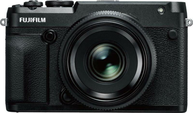 Fujifilm GFX 50R digitale Mittelformat Kamera im Meßsucher Design