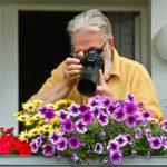 Tierfotografie auf dem Balkon – Teil 1