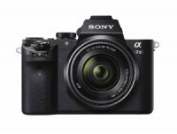 Sony Alpha 7 II E-Mount Vollformat Digitalkamera