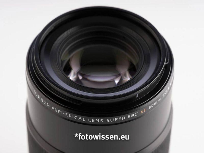 Fujifilm FUJINON XF80mm F2.8 R LM OIS WR Macro