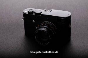 Test Leica M Monochrom Typ 246